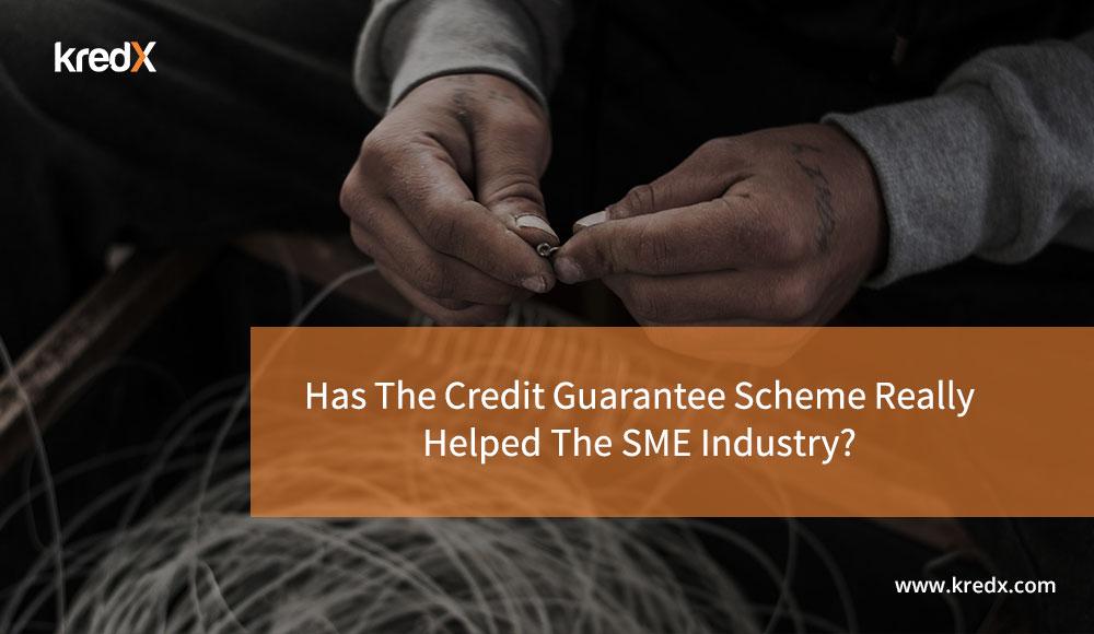 Credit Guarantee Scheme