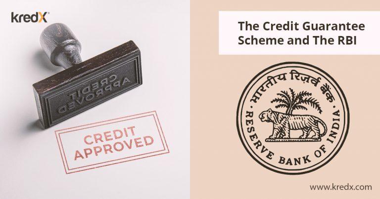 RBI Credit Guarantee Scheme