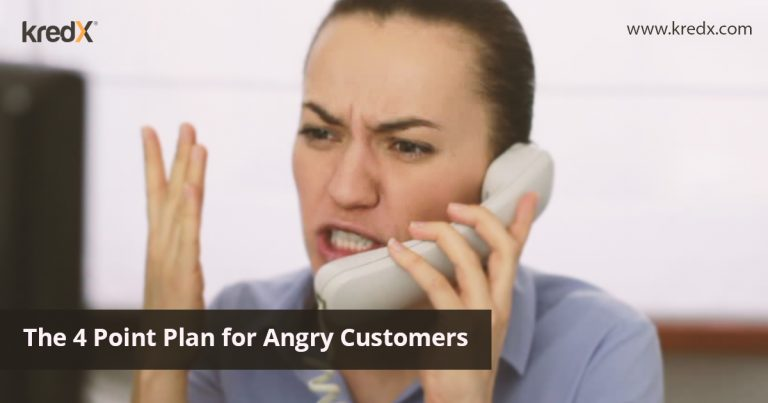 The 4 Point Plan for Angry Customers