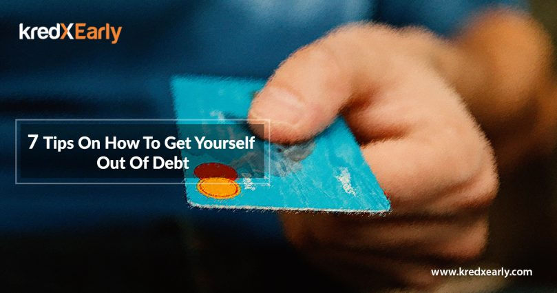 Seven Tips From Experts On How To Get Yourself Out Of Debt