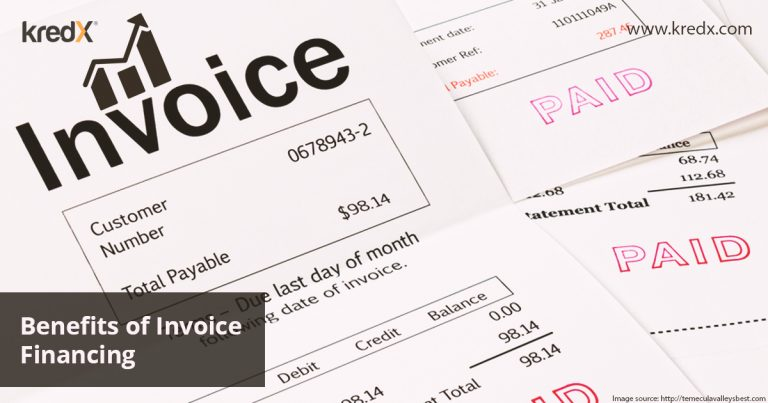 The Advantages of Invoice Financing For A Growing Business