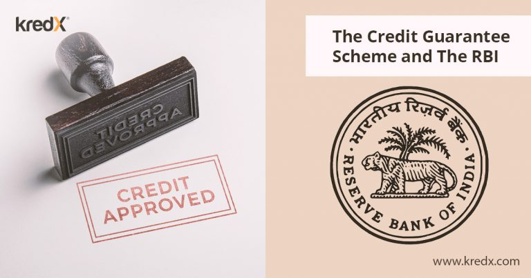 The Credit Guarantee Scheme and The RBI