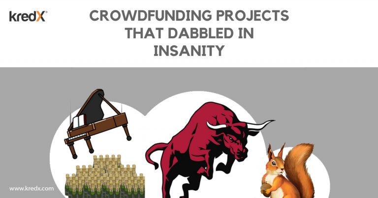 Infographic: Crowdfunding Projects That Dabbled In Insanity