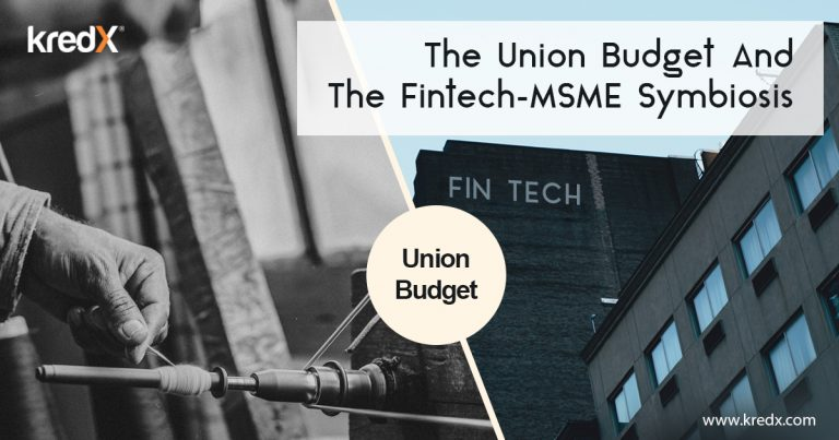 What The 2018 Union Budget Means For The Fintech-MSME Symbiosys