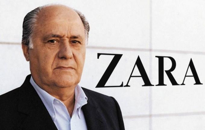 Genius Behind Zara
