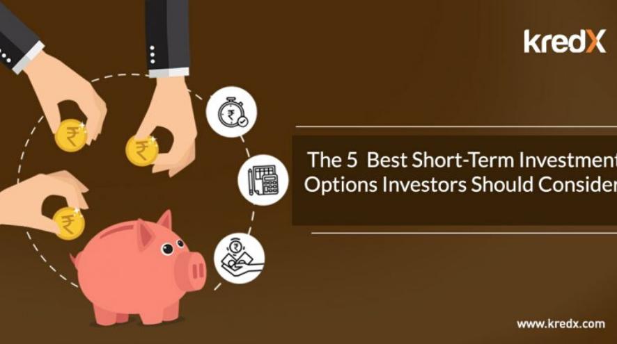 Best Way To Invest Money Short Term