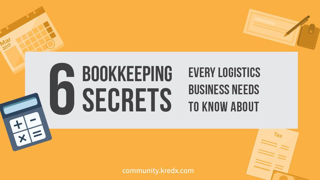 Book keeping Secrets