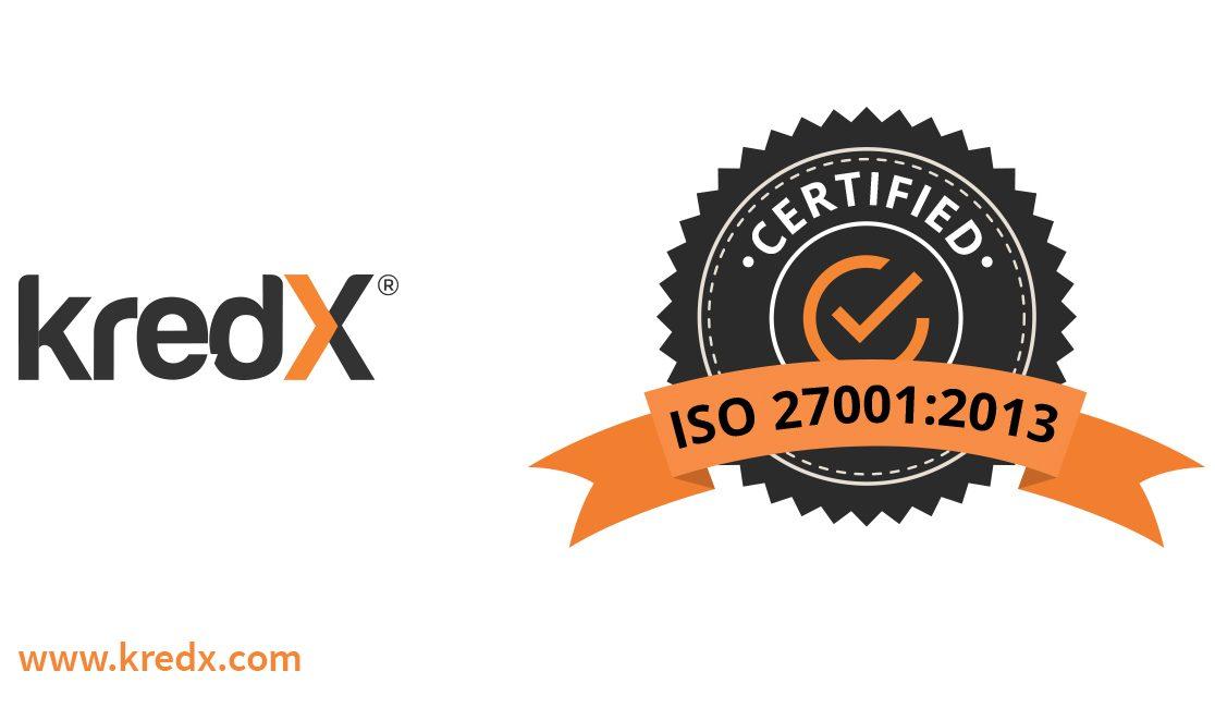 KredX ISO Certified