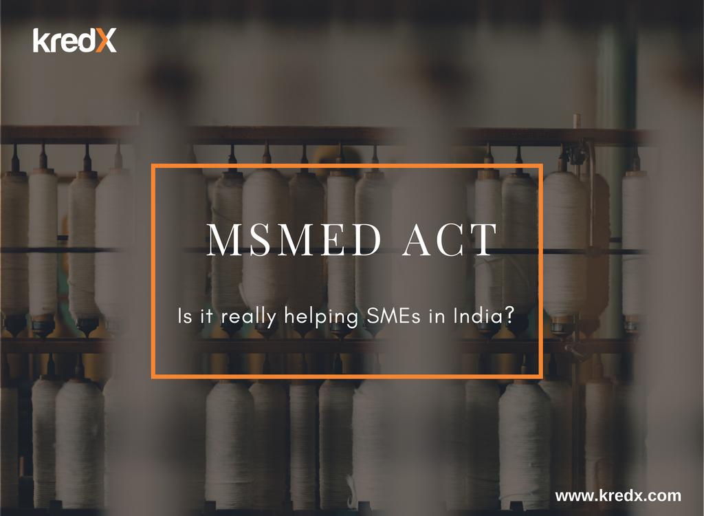 MSMED Act