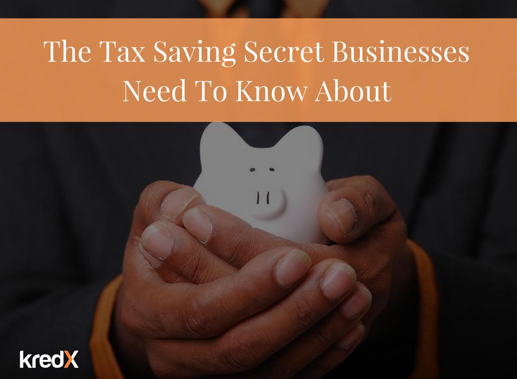 Tax Saving Secret