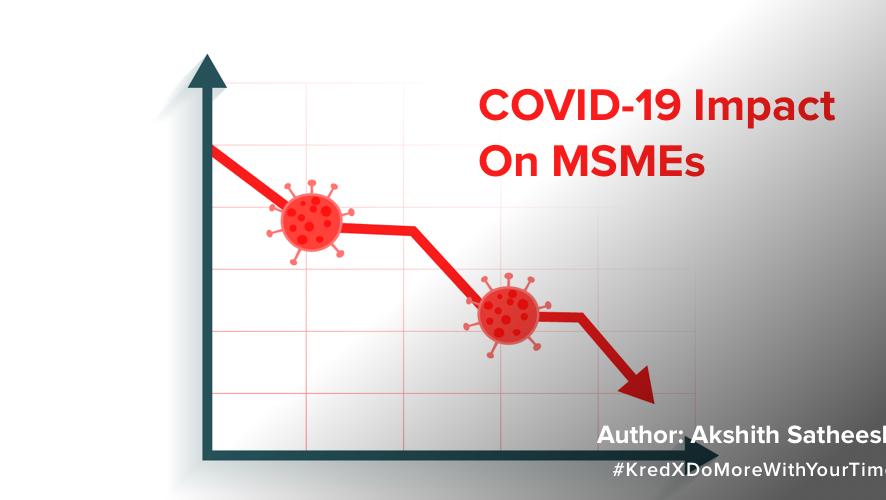 MSMEs In The Shadow Of Corona