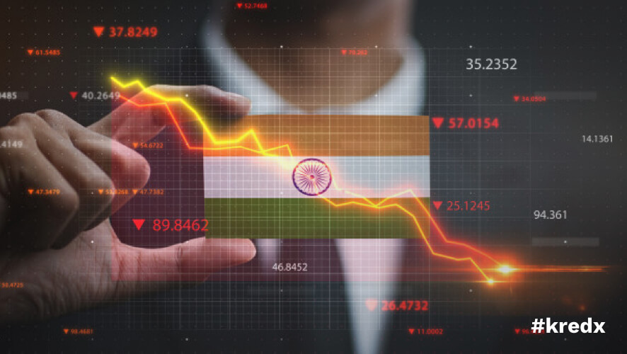 The Impact Of Technical Recession On The Indian Economy