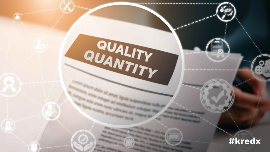 What Matters For Product: Quality Or Quantity?