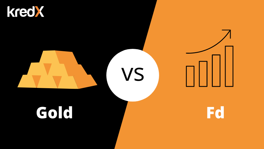 Gold vs FD: Which Investment Option to Pick?
